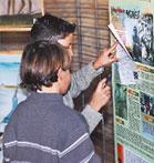 Documentation pour louer une exposition